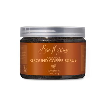 Argan Oil Coffee Scrub Softening