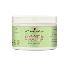 Raw Shea & Cupuaçu Frizz Defense Hair Masque