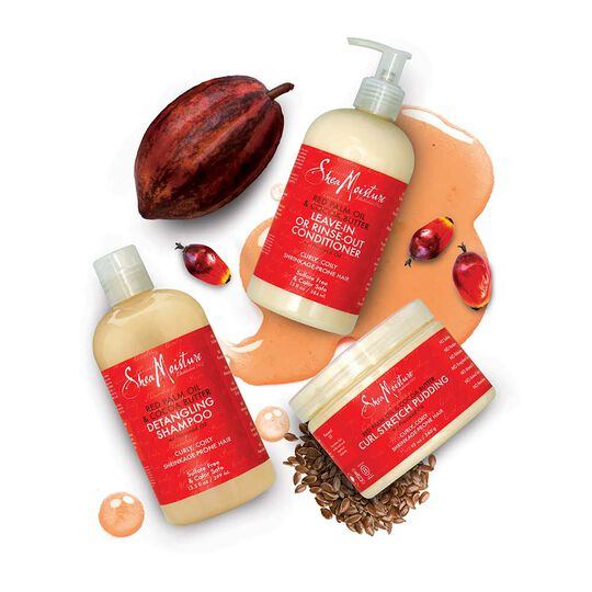Red Palm Oil & Cocoa Butter Rinse Out or Leave In Conditioner