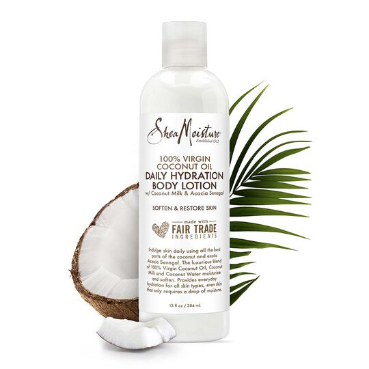 100% Virgin Coconut Oil Daily Hydration Body Lotion