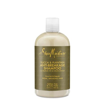 Yucca & Plantain Anti-Breakage Strengthening Shampoo