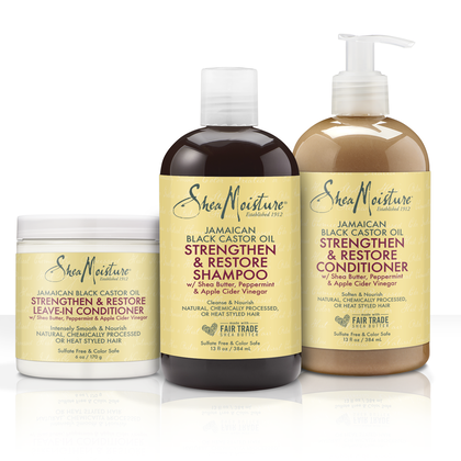 "Back to School ""Renew & Strengthen"" Hair Bundle"