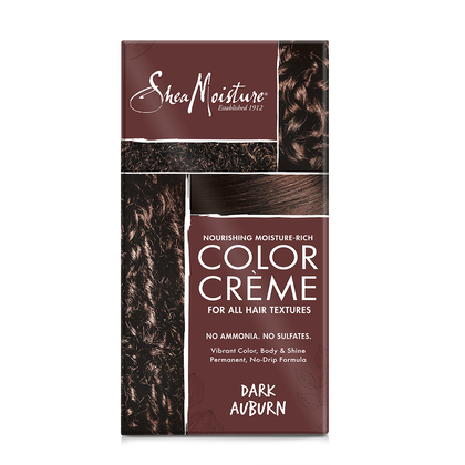 Nourishing Moisture-Rich Color Crème - Dark Auburn