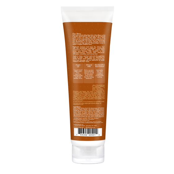 Argan Oil & Almond Milk Smooth & Tame Conditioner