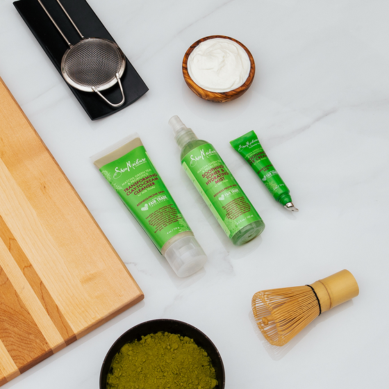 Matcha Green Tea & Probiotics Transforming Clay-To-Cream Cleanser