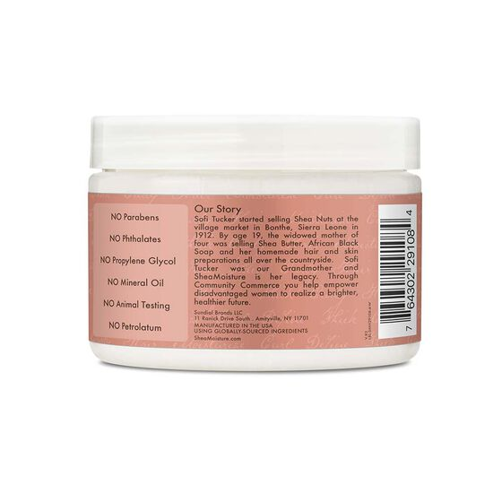 Coconut & Hibiscus Curl & Shine Hair Masque