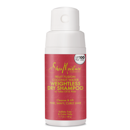 Fruit Fusion Coconut Water Weightless Dry Shampoo