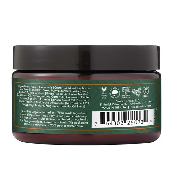 Maracuja Oil & Shea Butter Beard Balm Shape, Smooth & Define