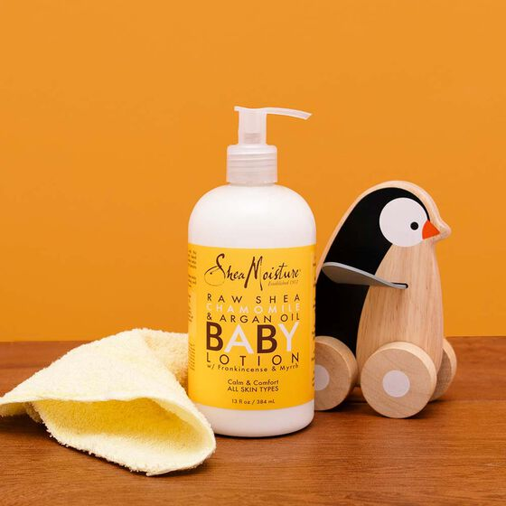 Raw Shea Chamomile & Argan Oil Baby Lotion
