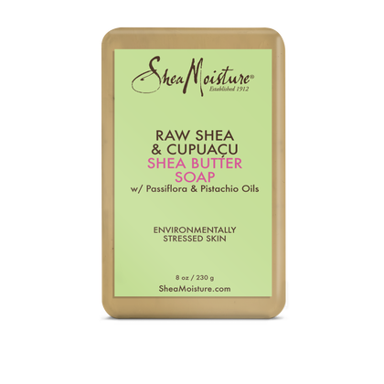 Raw Shea & Cupuaçu Daily Defense Shea Butter Soap
