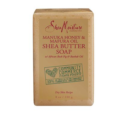 Manuka Honey & Mafura Oil Shea Butter Soap