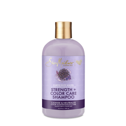 Purple Rice Water Strength & Color Care Shampoo