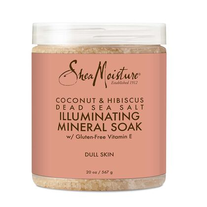 Coconut & Hibiscus Dead Sea Salt Muscle Relief Mineral Soak
