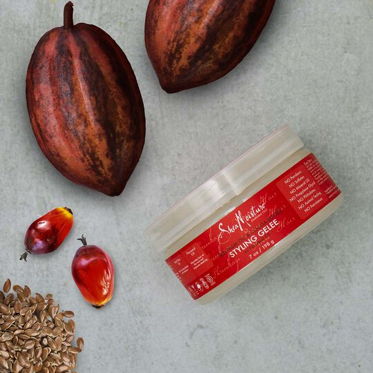 Red Palm Oil & Cocoa Butter Styling Gelee