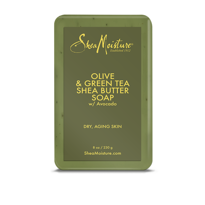 Olive & Green Tea Shea Butter Soap