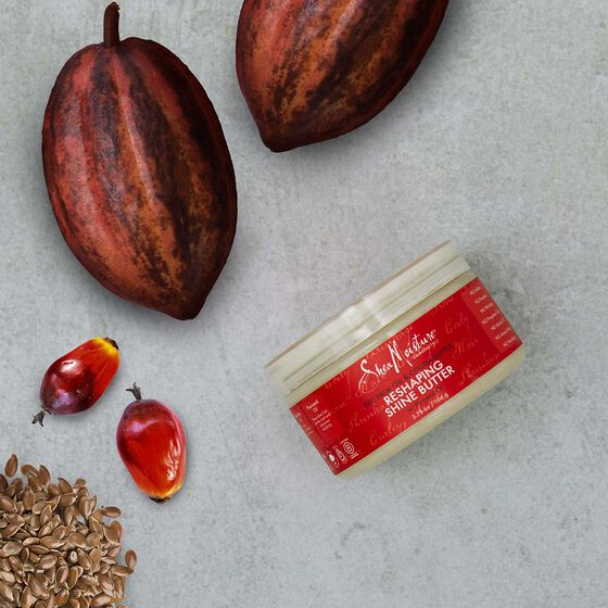 Red Palm Oil & Cocoa Butter Shine Butter