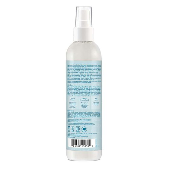 Coconut & Cactus Water Pump Me Up Volumizing Spray
