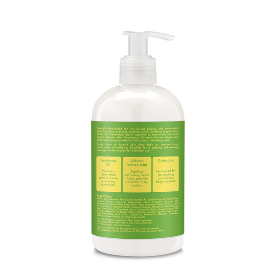Eucalyptus & African Wild Water Mint Baby Breathe Free Lotion