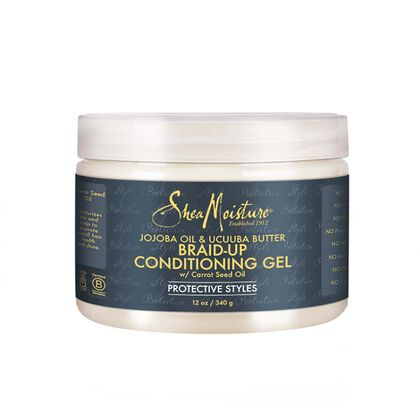 Jojoba Oil & Ucuuba Butter Braid-Up Conditioning Gel