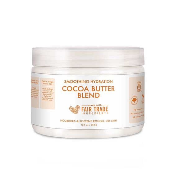 Smoothing Hydration Cocoa Butter Blend