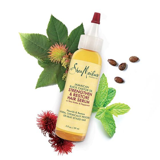 Jamaican Black Castor Oil Strengthen & Restore Oil Serum