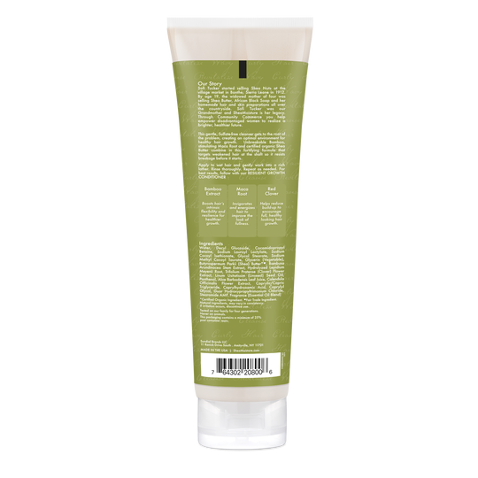 Bamboo Extract & Maca Root Resilient Length Shampoo