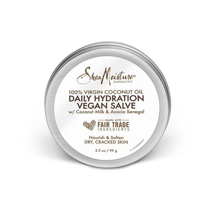 100% Virgin Coconut Oil Daily Hydration Vegan Salve