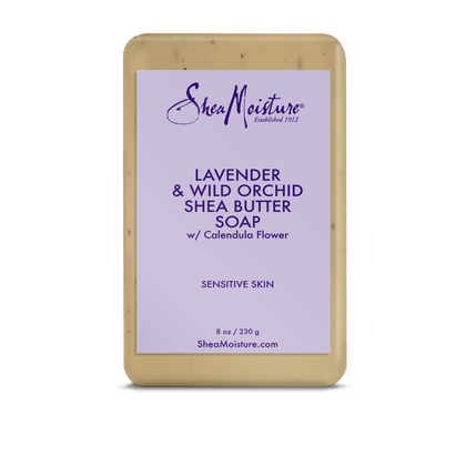 Lavender & Wild Orchid Shea Butter Soap