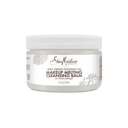 100% Virgin Coconut Oil Makeup Melting Cleansing Balm