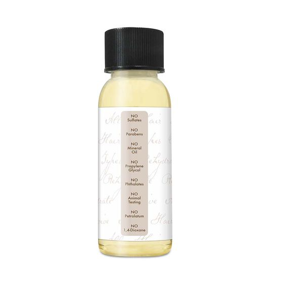 100% Virgin Coconut Oil Rehydration Hot Oil Treatment Rehydrate & Revive