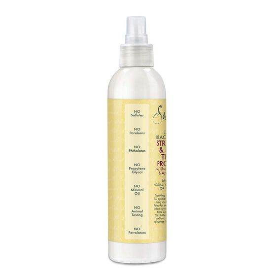 Jamaican Black Castor Oil Strengthen & Restore Moisture Thermal Protect Set & Hold Spritz 8oz