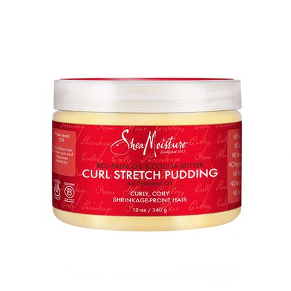 Red Palm Oil & Cocoa Butter Curl Stretch Pudding