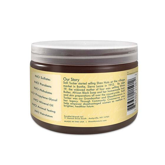 Jamaican Black Castor Oil Strengthen & Restore Max Hold Gel