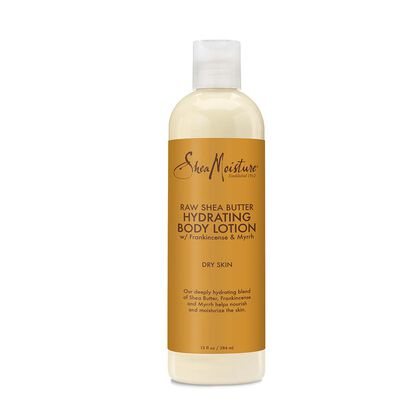Raw Shea Butter Hydrating Body Lotion