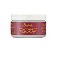 Dragon's Blood & Coffee Cherry Volume & Texturizing Clay