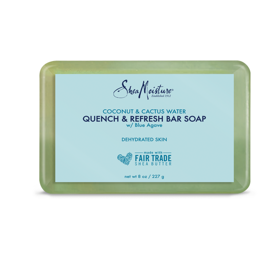 Coconut & Cactus Water Quench & Refresh Bar Soap