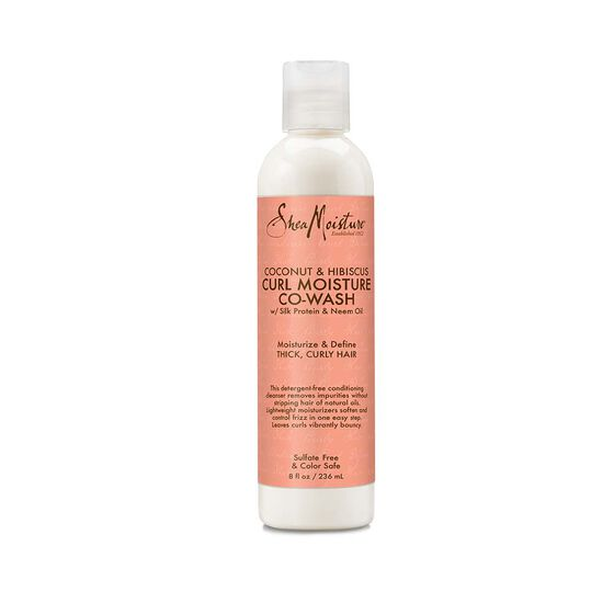 Coconut & Hibiscus Co-Wash Conditioning Cleanser