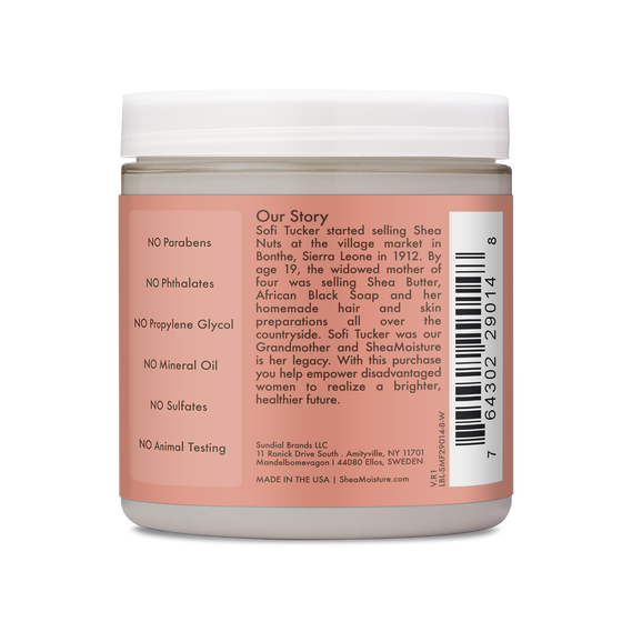 Coconut & Hibiscus Radiance Mud Mask