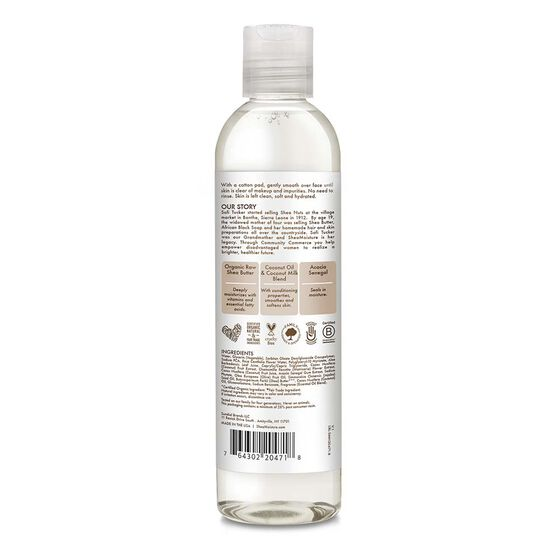 100% Virgin Coconut Oil Daily Hydration Micellar Water