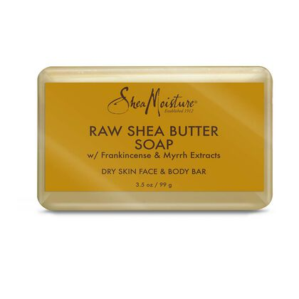 Raw Shea Butter Face & Body Bar Soap