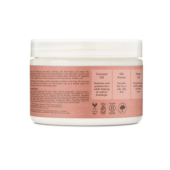 Coconut & Hibiscus Curl Enhancing Smoothie 12oz