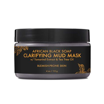 African Black Soap Problem Skin Facial Mask