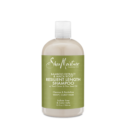 Bamboo Extract & Maca Root Resilient Growth Shampoo