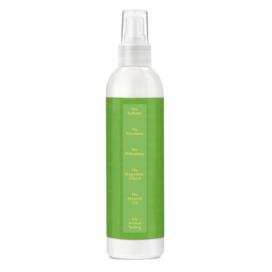 African Water Mint & Ginger Detox & Refresh Hair & Scalp Leave-In Detangler