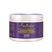 Kukui Nut & Grapeseed Oils Damage Rehab Treatment Masque