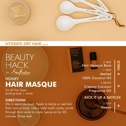 Honey Hair Masque