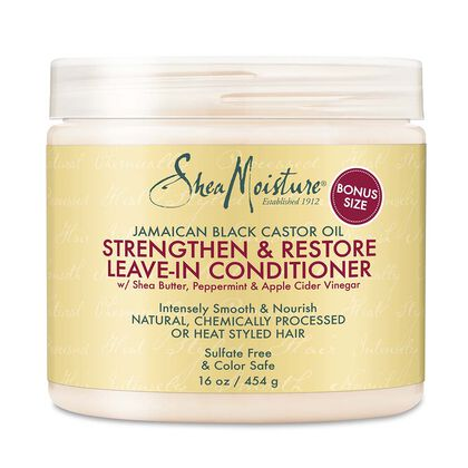 Jamaican Black Castor Oil Strengthen & Restore Leave-In Conditioner 16oz