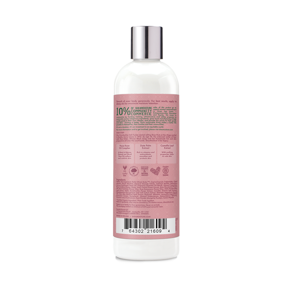 Peace Rose Oil Complex Sensitive Crème Body Lotion