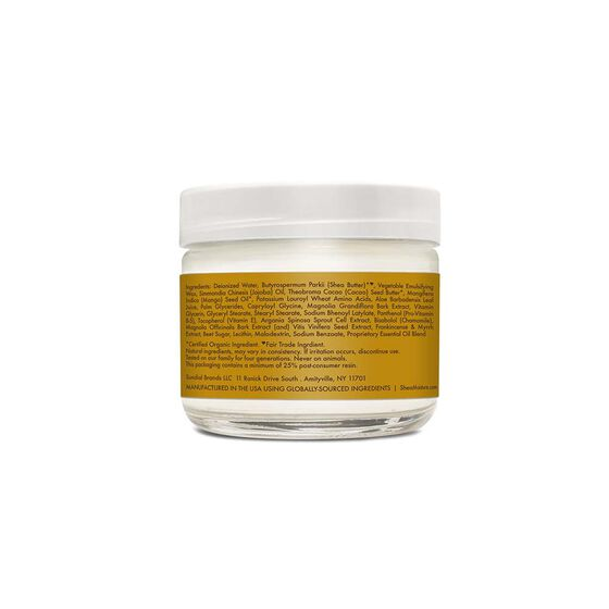 Raw Shea Butter Hydrating Moisturizer