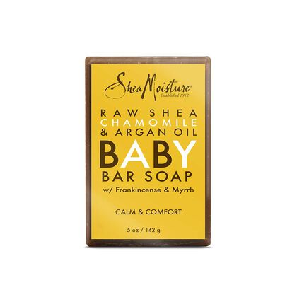 Raw Shea Chamomile & Argan Oil Baby Bar Soap